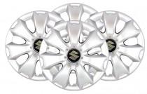 SKS с логотипом Колпаки R15 (модель 335) Suzuki