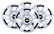 SKS с логотипом Колпаки R15 (модель 337) Chevrolet