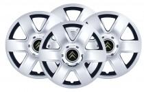 SKS с логотипом Колпаки R15 (модель 337) Citroen