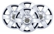 SKS с логотипом Колпаки R15 (модель 337) Volkswagen