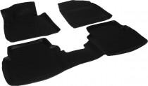 L.Locker Глубокие коврики в салон MG 550 полиуретановые