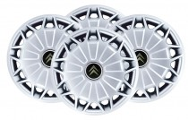 Колпаки R15 (модель 338) Citroen  SKS с логотипом