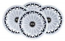 Колпаки R15 (модель 338) KIA SKS с логотипом