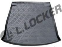 Коврик в багажник Audi A6 (4B/C5) sedan 1997-2004 полимерный L.Locker