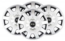 Колпаки R15 (модель 314) KIA SKS с логотипом