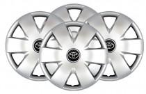 Колпаки R15 (модель 308) Toyota SKS с логотипом