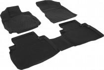 L.Locker Глубокие коврики в салон Nissan Murano II 2008-2014  полиуретановые