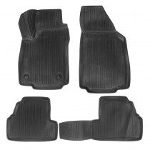 L.Locker Глубокие коврики в салон Opel Mokka/Chevrolet Tracker полиуретановые