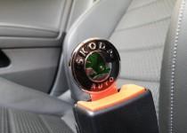Заглушки ремней безопасности Skoda