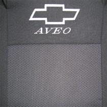 Авточехлы Chevrolet Aveo 2002-2006 sedan Prestige