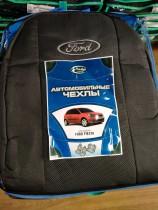 Авточехлы Ford Fiesta 2002-2008 Prestige