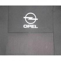 Авточехлы Opel Vivaro 1+2 Prestige