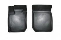 Резиновые коврики Renault Sandero 2008-2013 передние ХЗРТИ