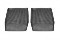 Резиновые коврики ВАЗ 2101-2107 передние Rozma