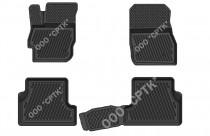 SRTK (Саранск) Глубокие резиновые коврики Mazda 3 2003-2009