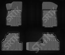 SRTK (Саранск) Глубокие резиновые коврики Opel Mokka