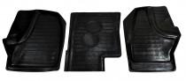Глубокие резиновые коврики ГАЗель/ГАЗон NEXT AvtoDriver