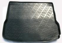 Коврик в багажник Audi Q5 2008- полимерный L.Locker