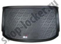 Коврик в багажник Kia Soul 2008-2013 comfort/luxe полимерный L.Locker