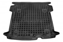 Коврик в багажник Fiat Doblo II 2010-2015- Maxi база Rezaw-Plast