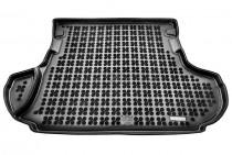 Коврик в багажник Mitsubishi Outlander XL без сабвуфера Rezaw-Plast