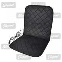 Накидка на сиденье с подогревом 12V 84*43 см Elegant