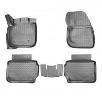 Коврики резиновые Ford Mondeo 2014- Nor-Plast