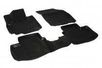 L.Locker Глубокие коврики в салон Suzuki SX-4 2013- полиуретановые