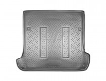 Коврик в багажник Lexus GX470/Toyota LC Pado 120 СЕРЫЙ Nor-Plast