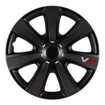Колпаки VR Carbon Black R13 4 Racing