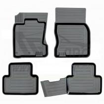 AvtoDriver Глубокие резиновые коврики Nissan Qashqai 2014-