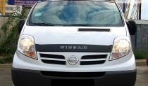 Дефлектор капота Nissan Primastar короткий Vip Tuning