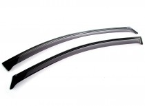 Ветровики BMW 4 series Coupe (F32) 2013-  Cobra Tuning