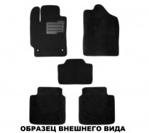 Beltex Premium коврики текстильные Chevrolet Malibu 2012-