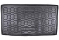 Полиуретановый коврик багажника Ravon R2 Avto Gumm