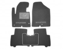 Beltex Premium коврики текстильные Hyundai Santa Fe 2012-