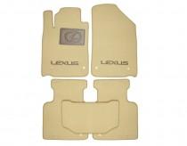 Beltex Premium коврики текстильные Lexus ES 2006-2012