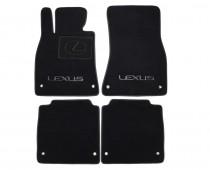 Beltex Premium коврики текстильные Lexus LS 460 short/long