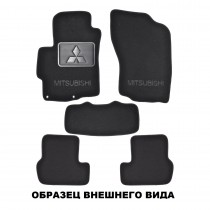 Beltex Premium коврики текстильные Mitsubishi Pajero Wagon IV