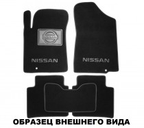 Beltex Premium коврики текстильные Nissan Leaf