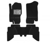 Beltex Premium коврики текстильные Nissan Pathfinder III 2005-2012