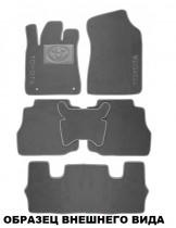 Beltex Premium коврики текстильные Nissan Patrol Y61 2010- 7 мест