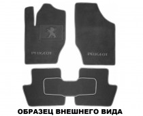 Beltex Premium коврики текстильные Peugeot 607