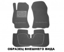 Beltex Premium коврики текстильные Subaru Impreza 2011-