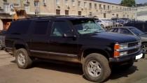 Chevrolet Suburban 1992-1999