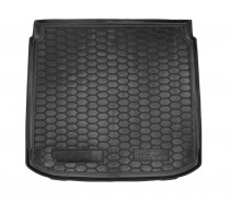 Полиуретановый коврик багажника Seat Altea XL (нижняя полка) Avto Gumm