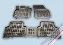 Коврики резиновые VW Touran 2015- Rezaw-Plast