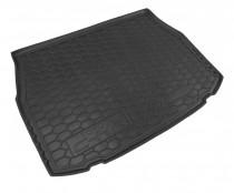 Полиуретановый коврик багажника  Toyota C-HR Avto Gumm