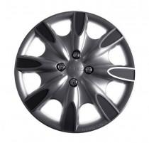 J-TEC (Jacky Auto Sport) Колпак R14 Phantom Gray