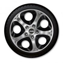 Колпаки Enfiniti Silver&Black R13 J-TEC (Jacky Auto Sport)